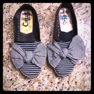 Circus by Sam Edelman Striped Shoes